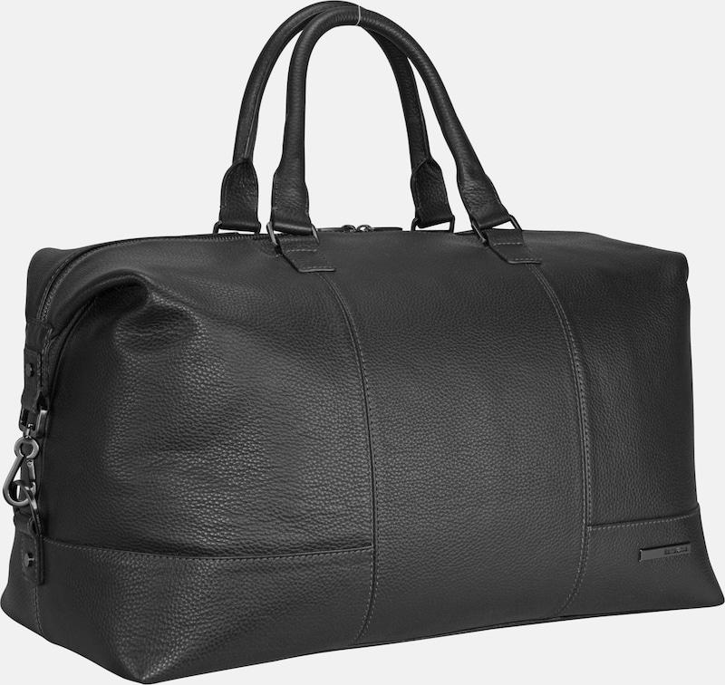 Samsonite Equinox Weekender Travel Bag Leather 52 Cm