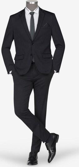 BRUNO BANANI Anzug in schwarz, Produktansicht