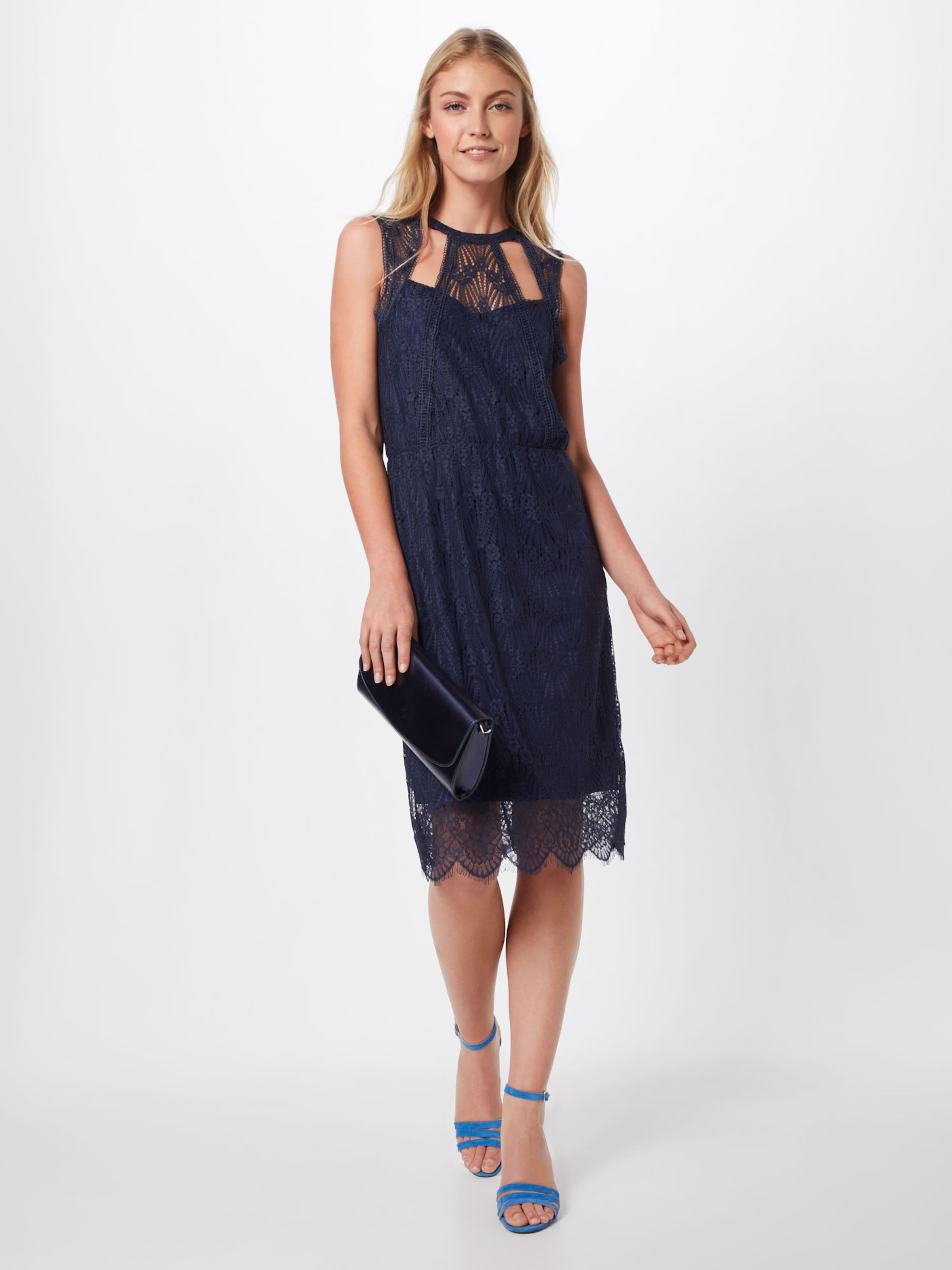 Bleu 'vicalora' Robe De Vila Cocktail Marine En ymN0wPn8vO