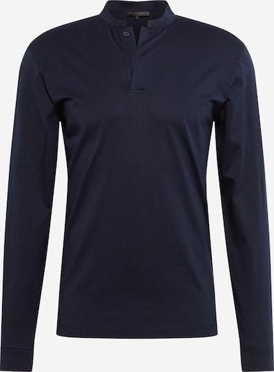 Tricou 'Keno' DRYKORN pe albastru cobalt: Privire frontală