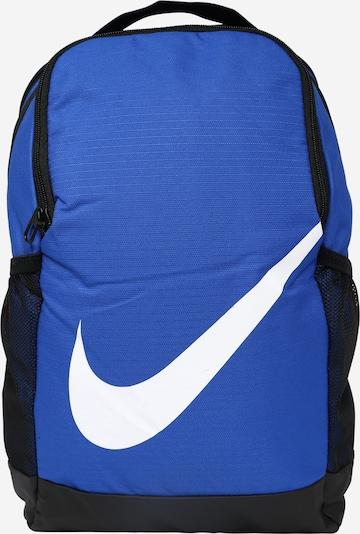 Nike Sportswear Rucksack in blau / schwarz, Produktansicht