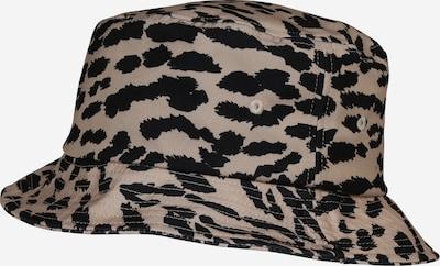 OBJECT Čepice 'Objann Bucket Hat Rep' - hnědá / černá, Produkt