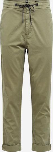 Chino stiliaus kelnės 'Sabriel 2' iš BOSS , spalva - žalia, Prekių apžvalga