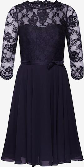 Kokteilinė suknelė iš mascara , spalva - juoda: Vaizdas iš priekio