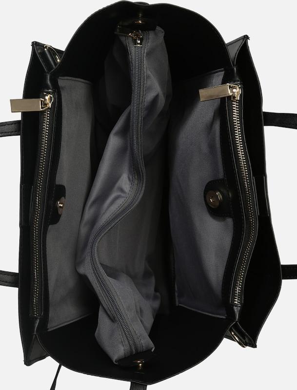 Seidenfelt 'tonder' Noir Manufaktur En Cabas ZiukwOTPX