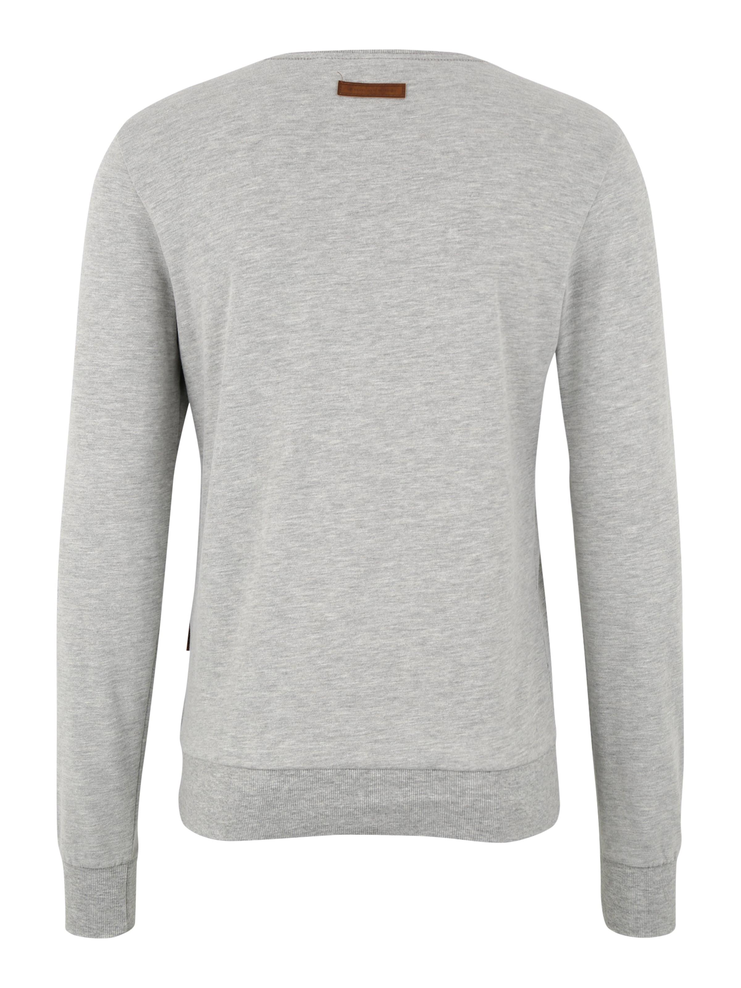 Sweatshirt In Lichtgrijs K ohol' 'al Naketano dtQBosrxhC