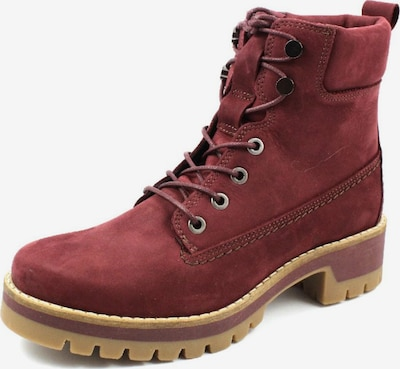 CAMEL ACTIVE Stiefelette in rot: Frontalansicht