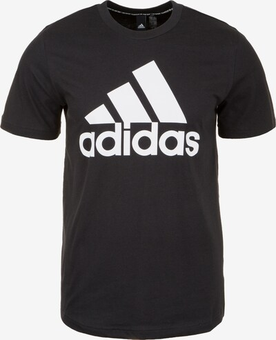 ADIDAS PERFORMANCE Functioneel shirt 'Must Haves Badge of Sport' in de kleur Zwart, Productweergave