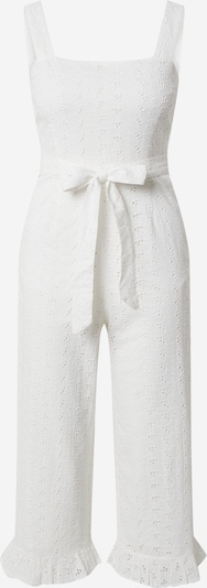 Miss Selfridge Overall 'BRODERIE' in creme, Produktansicht