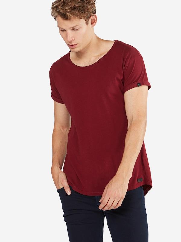 BOOM BAP T-Shirt in Cold-Dyed-Optik