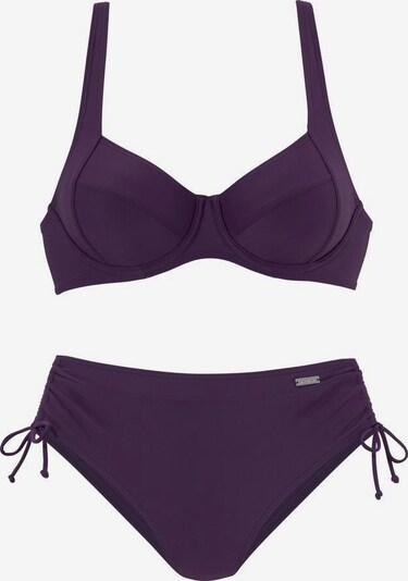 LASCANA Bikiny - tmavě fialová, Produkt