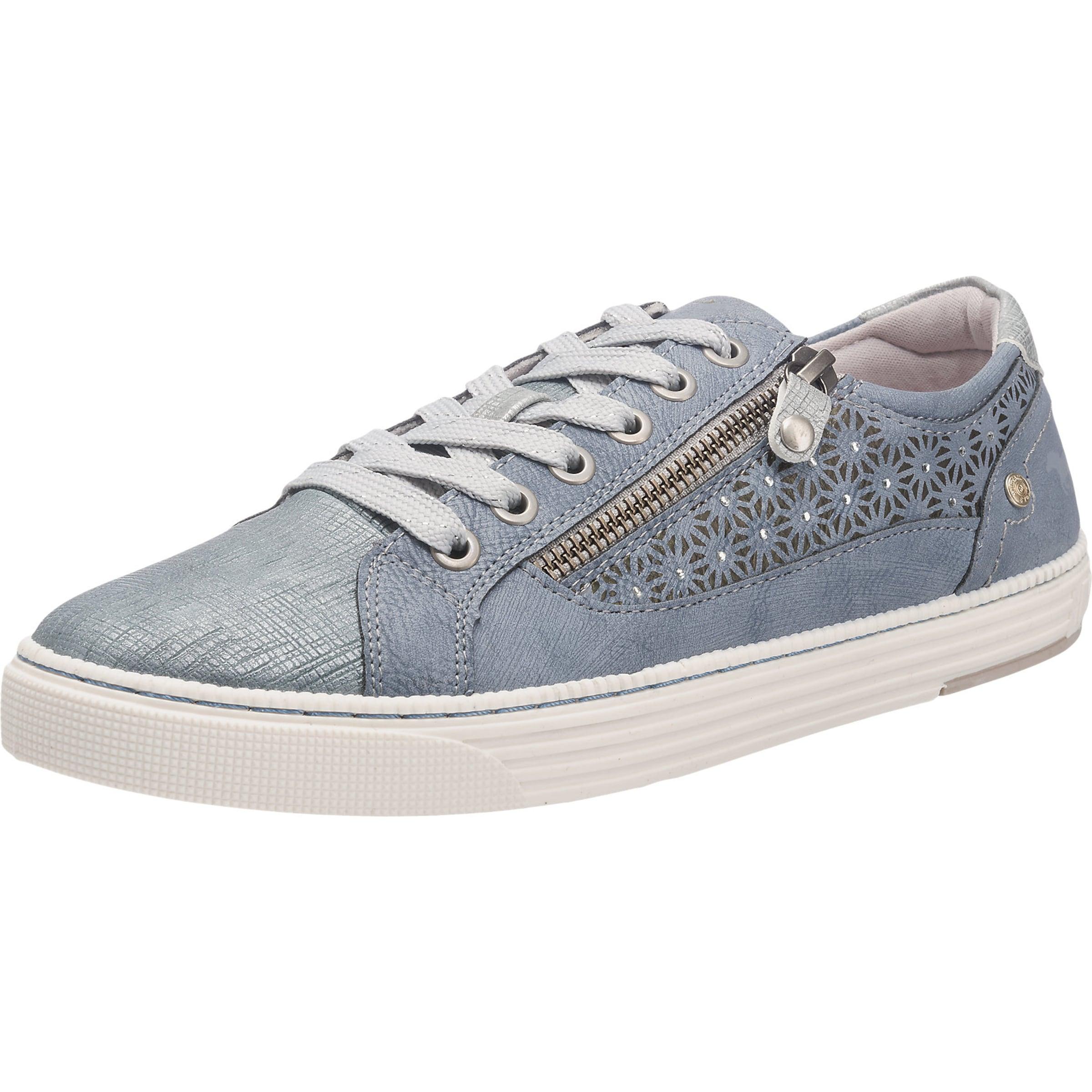 MUSTANG Sneaker mit Strass Verschleißfeste billige Schuhe