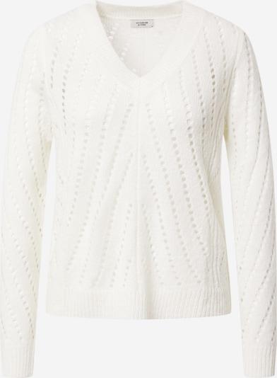 JACQUELINE de YONG Pullover 'Kristen' in weiß, Produktansicht