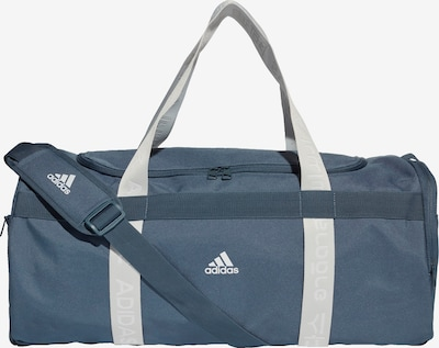 ADIDAS PERFORMANCE Sporttas in de kleur Smoky blue: Vooraanzicht