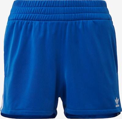 ADIDAS ORIGINALS Shorts in blau / weiß, Produktansicht