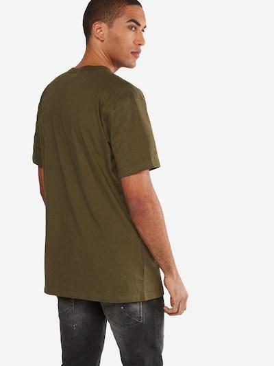 Urban Classics T-Shirt in oliv: Rückansicht