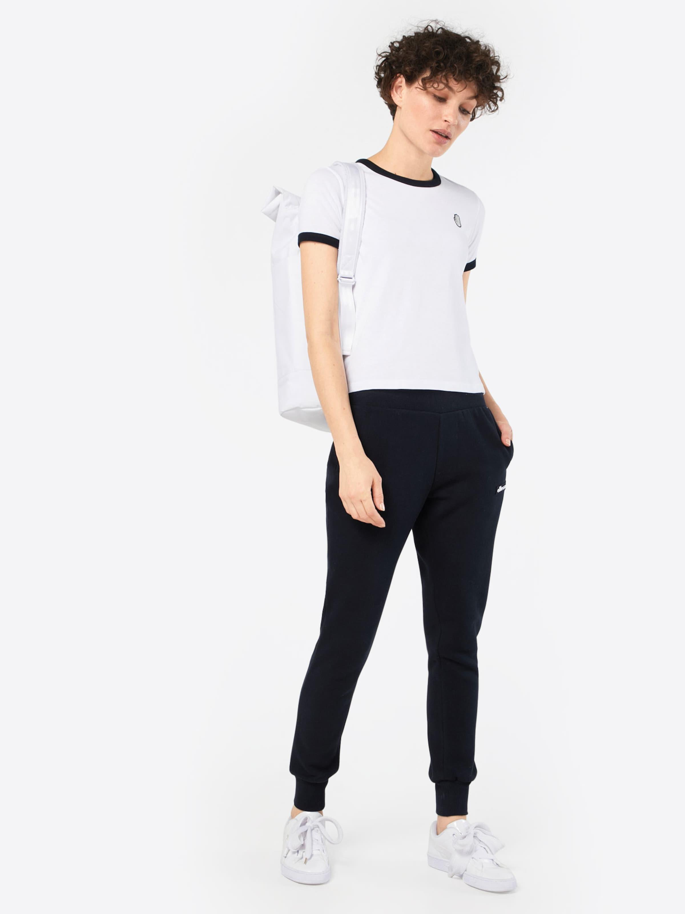 Pantalon Noir Ellesse 'sanatra' En Ellesse CBroexd