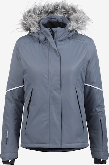 Whistler Skijacke 'Brauns' in grau, Produktansicht