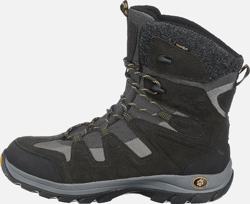 JACK WOLFSKIN | Outdoorwinterstiefel 'Icy Park Texapore Men' Schuhe Gut getragene Schuhe