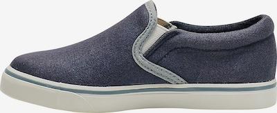 Hummel Halbschuh  'SLIP-ON' in blau / hellblau, Produktansicht