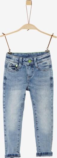 s.Oliver Junior Jeans in de kleur Lichtblauw, Productweergave