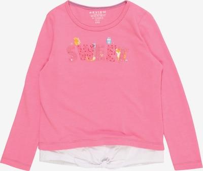 REVIEW FOR KIDS Shirt 'KG-19-T904' in mischfarben / rosa, Produktansicht