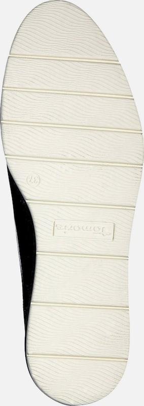À Noir Chaussure En Tamaris Lacets jS3A5Lqc4R