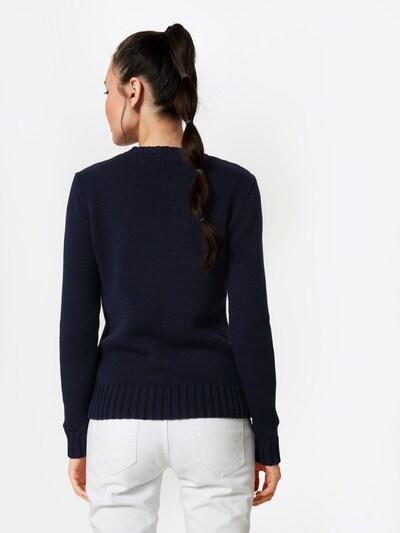 POLO RALPH LAUREN Sweter w kolorze granatowym: Widok od tyłu