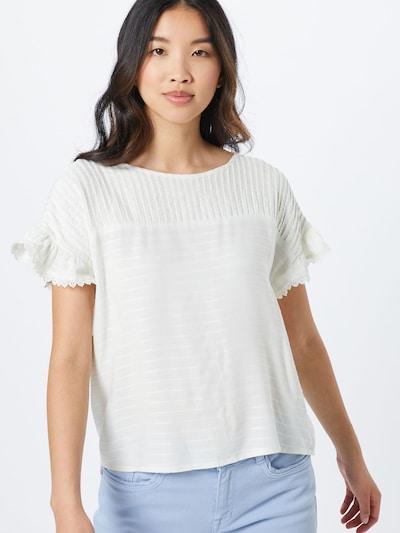 VERO MODA Tričko - bílá: Pohled zepředu