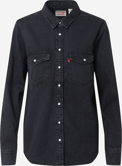 LEVI'S Blouse 'Essential Western' in black, Item view