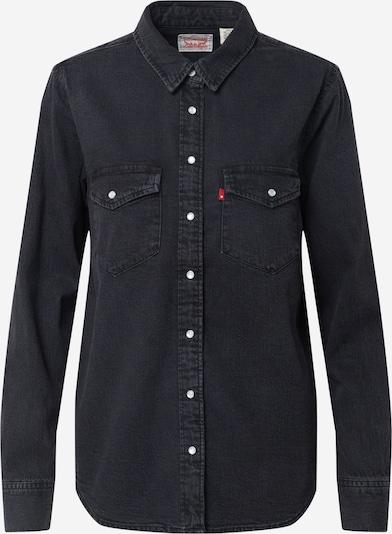 LEVI'S Blusa 'Essential Western' en negro, Vista del producto