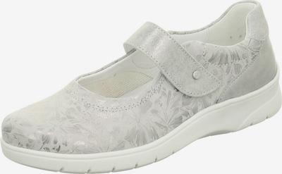 ARA Ballerinas in silber, Produktansicht