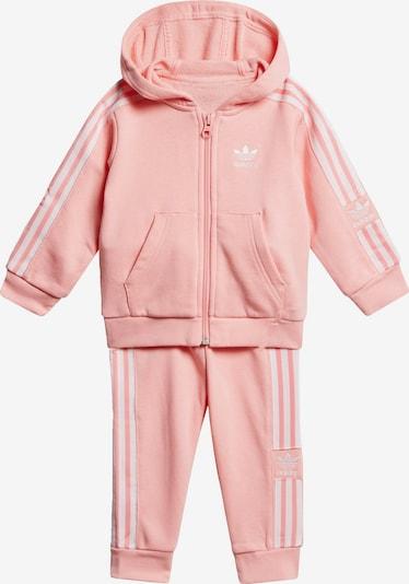 ADIDAS ORIGINALS Set in rosa / weiß, Produktansicht