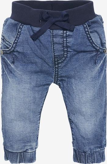 Noppies Jeans in blue denim: Frontalansicht