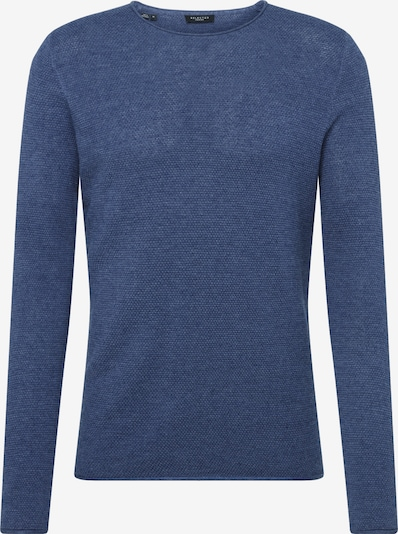 SELECTED HOMME Pullover 'SLHROCKY CREW NECK B NOOS' in dunkelblau, Produktansicht