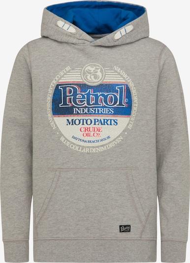 Petrol Industries Sweatshirt in graumeliert / mischfarben, Produktansicht