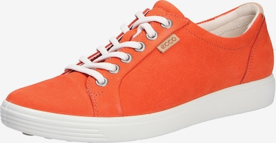 ECCO Schnürschuh in orange, Produktansicht