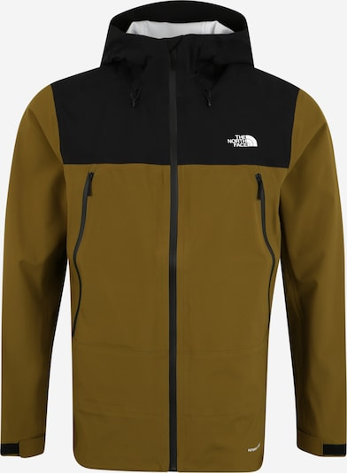 THE NORTH FACE Hardshelljacke 'Tente' in oliv / schwarz, Produktansicht