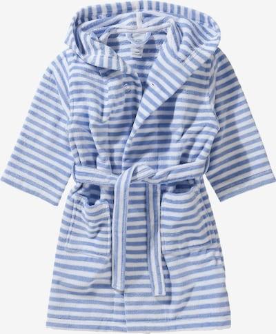 SANETTA Bademantel für Jungen in himmelblau / hellblau / weiß, Produktansicht