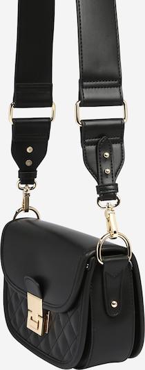 Seidenfelt Manufaktur Tasche 'Molde' in schwarz, Produktansicht