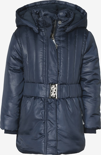 BLUE SEVEN Winterjacke in navy: Frontalansicht