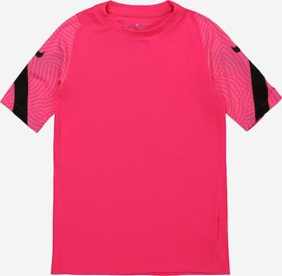 NIKE Funkční tričko 'Breathe Strike' - pink / černá, Produkt