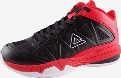 PEAK Basketballschuh Victor Y in rot / schwarz, Produktansicht