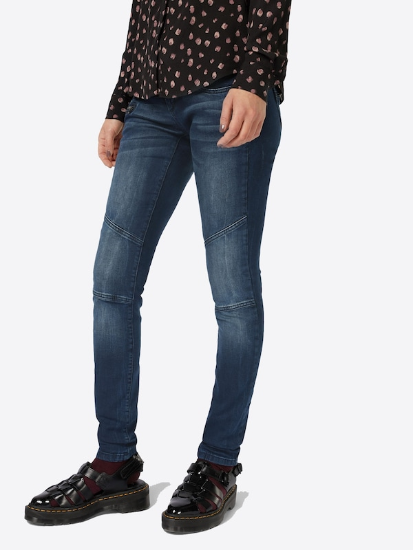 gang jeans 39 nena biker 39 in blauw about you. Black Bedroom Furniture Sets. Home Design Ideas
