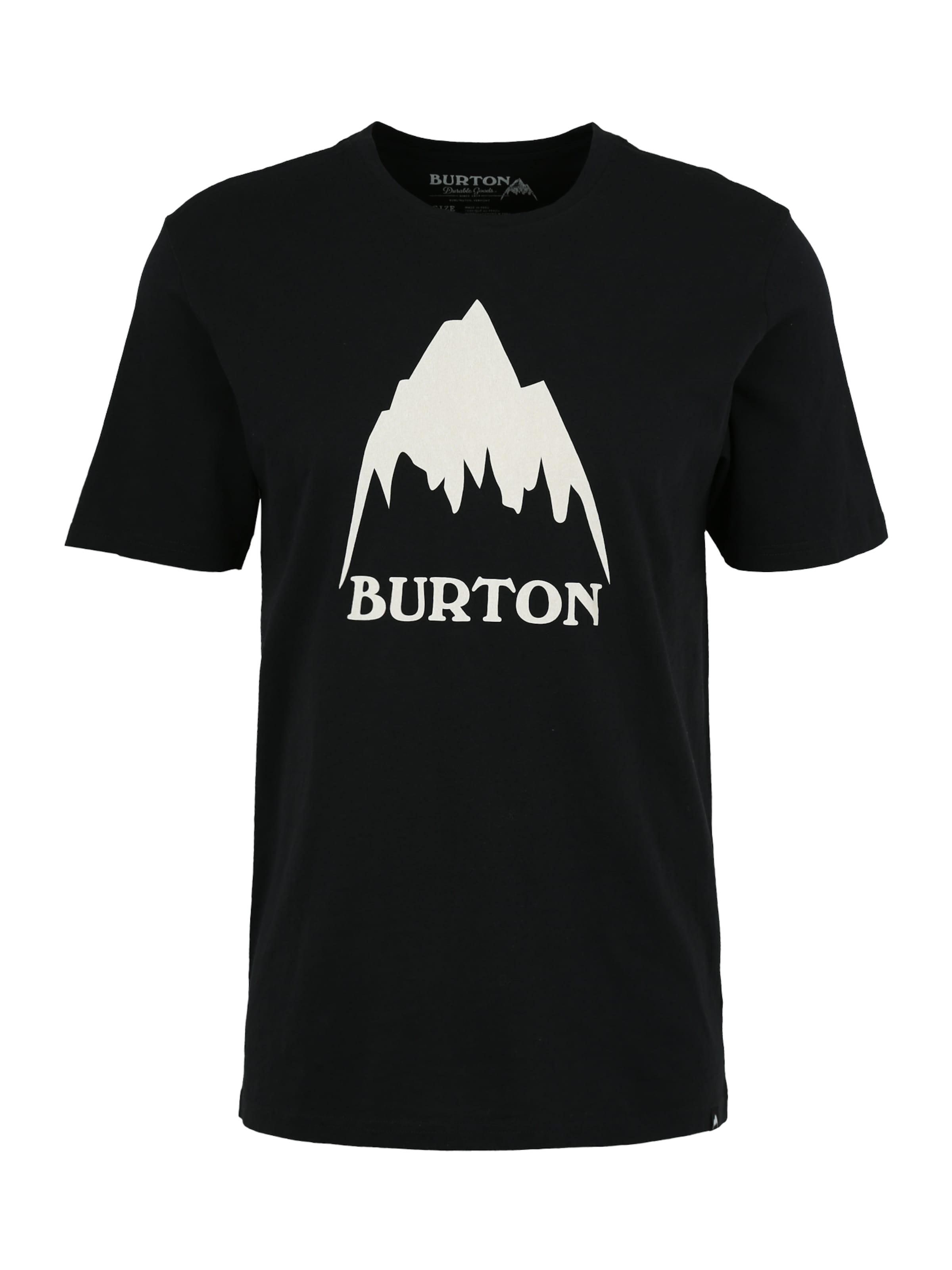 Footlocker Finish Günstig Online Verkaufsshop BURTON Sportshirt mit Frontprint Billig Zahlung Mit Visa Jr7GUH