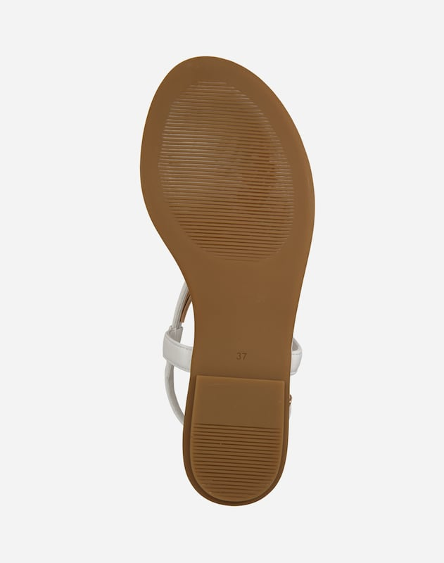 Inuovo Sandal With Toe Web