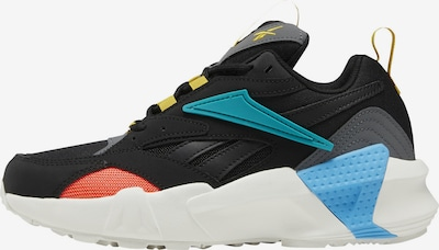 Reebok Classics Sneakers in Blue / Mixed colors / Black, Item view