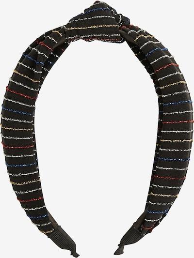 EDITED Haarreif 'Lionne' in blau / rot / schwarz, Produktansicht
