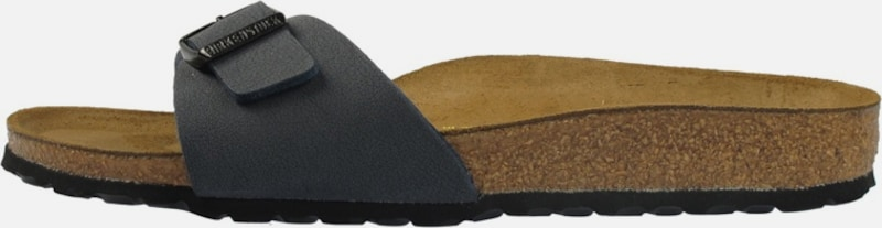 BIRKENSTOCK Pantoletten Madrid Schuhe Verschleißfeste billige Schuhe Madrid 1068aa