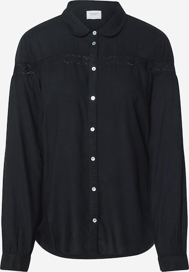 JACQUELINE de YONG Bluse 'ROSALINA' in schwarz, Produktansicht